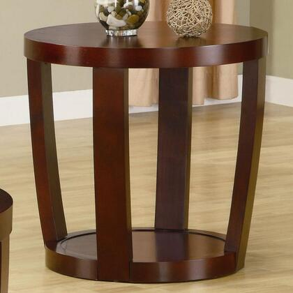 Coaster 701317 Contemporary Wood  End Table