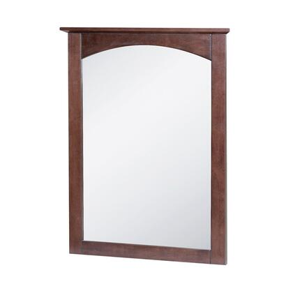 Foremost COCM x Matching Arched Mirror for the Columbia Collection with a Slim Design and Pre-attached Mounting Hooks
