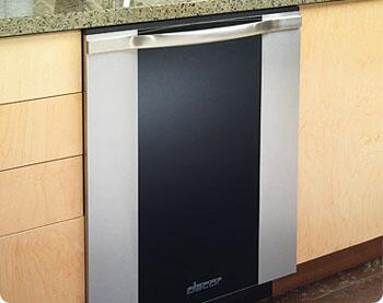 Dacor MDV24 Classic Millennia Series Built-In Fully Integrated Dishwasher with in Black