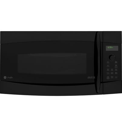 GE Profile PSA2200RBB 1.7 cu. ft. Capacity Over the Range Microwave Oven |Appliances Connection