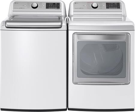 LG 712483 Washer and Dryer Combos