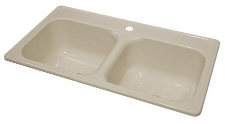 Lyons DKS02J135 Kitchen Sink