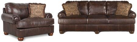 Milo Italia MI2450SCWALN Trevin Living Room Sets
