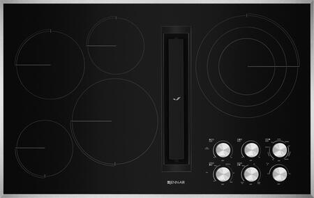 Jenn Air Jed3536gs 36 Inch Electric Smoothtop Cooktop Appliances