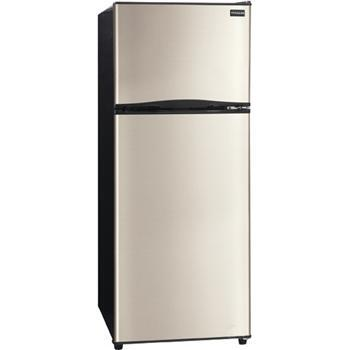 Frigidaire FFPT12F3MM Freestanding Top Freezer Refrigerator with 12.0 cu. ft. Total Capacity 2 Glass Shelves 3.0 cu. ft. Freezer Capacity