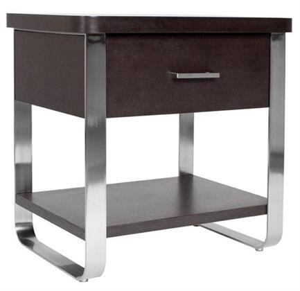 Allan Copley Designs 2090128  Rectangular Wood Night Stand