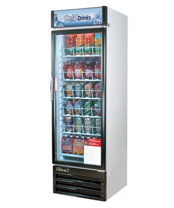 "Turbo Air TGM14RV 23.62"" Freestanding Refrigerator"