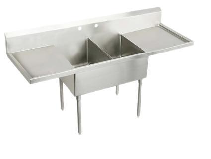 Elkay SS8254LR2 Kitchen Sink
