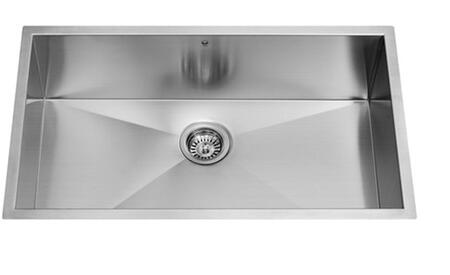 Vigo VG3019B Stainless Steel Kitchen Sink