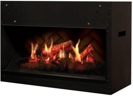 Dimplex Vf2927l Opti V Solo Series Vent Free Electric Fireplace