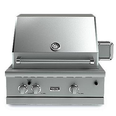 Viking VGBQ53002RELSS Built In Liquid Propane Grill