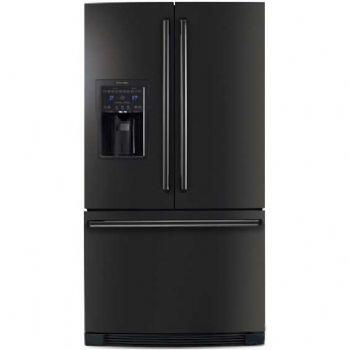 Electrolux EI28BS56IB IQ-Touch Series  French Door Refrigerator with 27.8 cu. ft. Capacity in Black