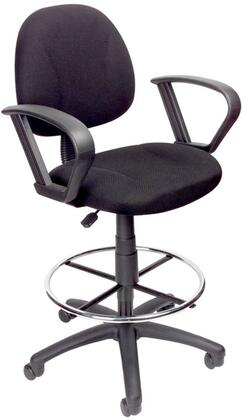 "Boss B1617BK 26"" Adjustable Contemporary Office Chair"