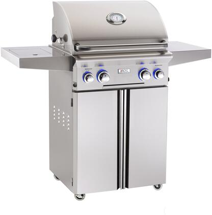 American Outdoor Grill L Series 24NCL Angled View