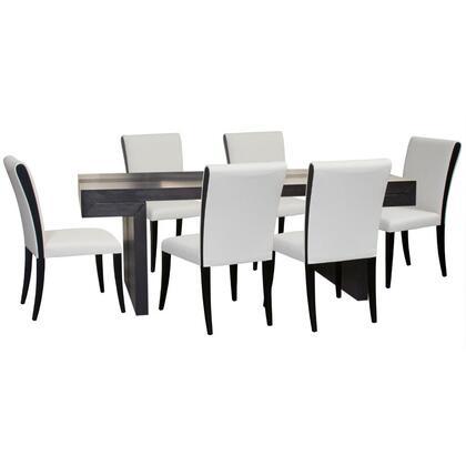 Diamond Sofa D0730990T7PC Urban Dining Room Sets