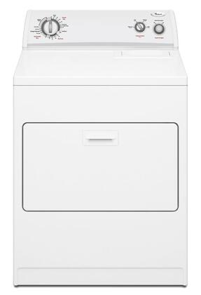 Whirlpool WGD5200VQ  Gas Dryer, in White