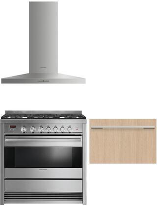 Fisher Paykel 718589 Kitchen Appliance Packages