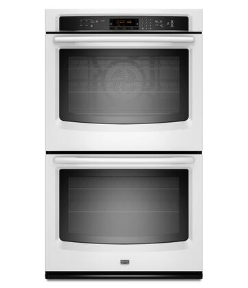 "Maytag MEW9630AW 30"" Double Wall Oven"