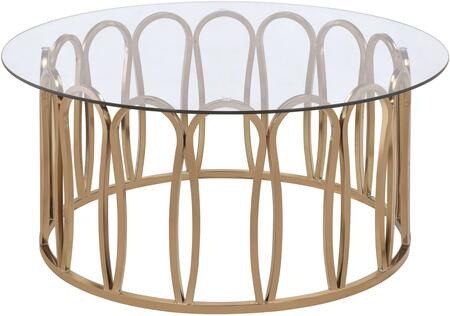 Scott Living Occasional Groups Coffee Table