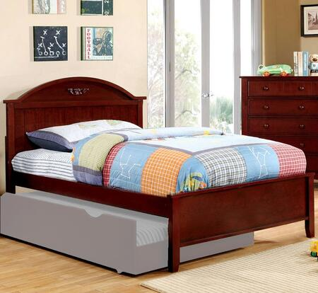 Furniture of America CM7942CHFBED Medina Series  Full Size Bed