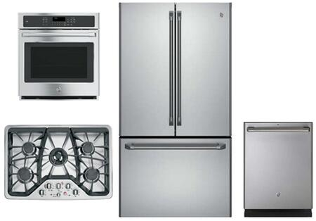 GE Cafe 736851 GE Cafe Kitchen Appliance Packages ...