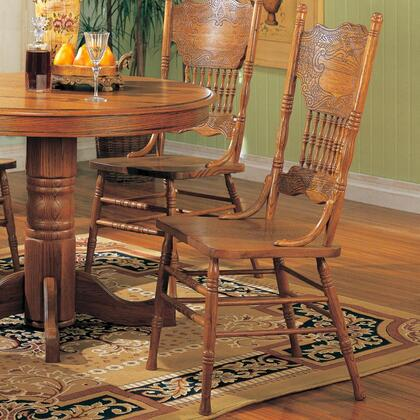 Coaster 5275AN Mackinaw Series Traditional  Dining Room Chair