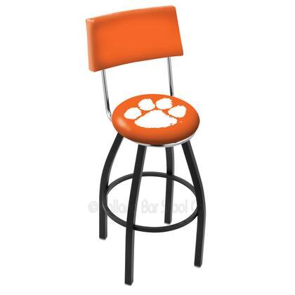 Holland Bar Stool L8B430CLMSON Residential Vinyl Upholstered Bar Stool