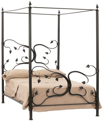 Stone County Ironworks 900802  California King Size Canopy Bed