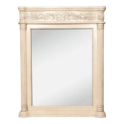 Lyn Design MIR011  Rectangular Potrait Bathroom Mirror