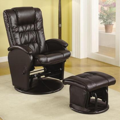 Coaster 600164 Casual  Recliners