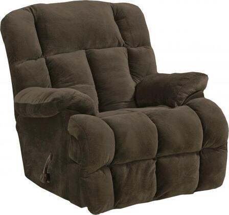 Catnapper 65417233409 Cloud 12 Series Transitional Fabric Metal Frame  Recliners