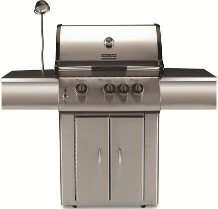 Vermont Castings VCS323SSN Freestanding Natural Gas Grill