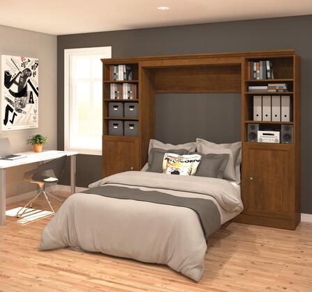 Bestar Furniture 40894 Versatile by Bestar 109'' Full Wall bed kit