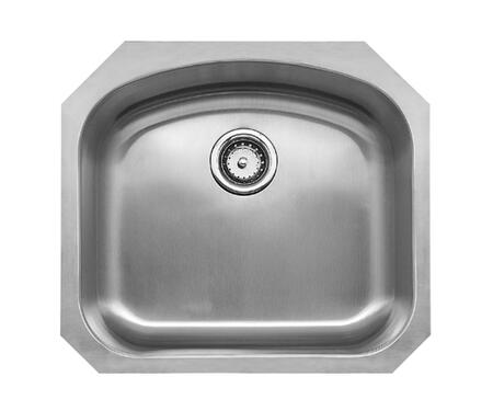 Wells CHU242110 Kitchen Sink