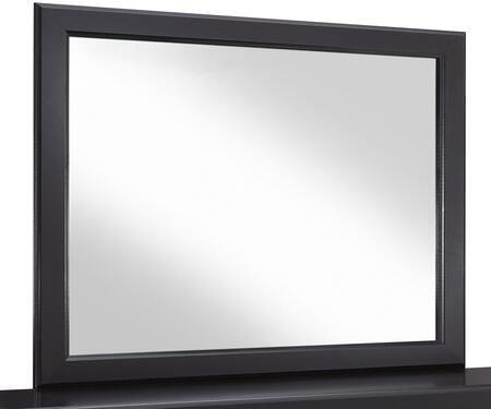Signature Design by Ashley B34836 Fancee Series Rectangle Landscape Dresser Mirror