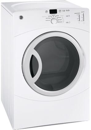 GE DBVH520EJWW  Electric Dryer, in White