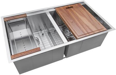 Ruvati RVH8350 Kitchen Sink