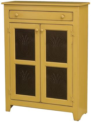 Chelsea Home Furniture 4650204TOM Anna Series Freestanding Wood 1 Drawers Cabinet