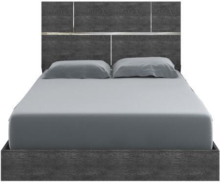 Casabianca TC9005KG Milo Series  King Size Panel Bed