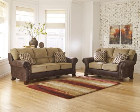 Milo Italia MI8764SLSAND Cailyn Living Room Sets