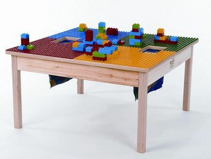 "Synergy Management BTS32X 32"" Fun Builder Table - X"