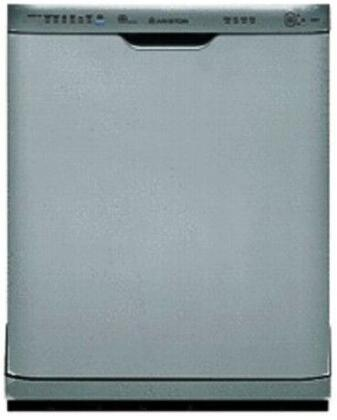 Ariston LL64SNA  Built-In Full Console Dishwasher with in Stainless Steel