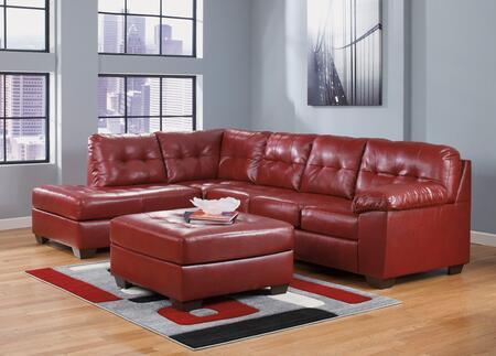 Milo Italia MI2192LSECOTSALS Patricia Living Room Sets