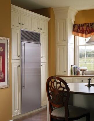 Northland 36ARSSL Built In All Refrigerator