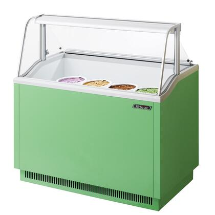 "Turbo Air TIDC47G 47"" Commercial Ice Cream Freezer"