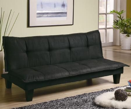 Coaster 300238  Convertible Microfiber Sofa