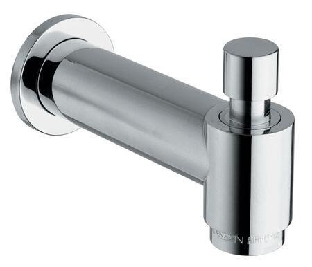 """Jewel Faucets 12144RXX Cast Brass Designer 5"""" Tub Spout With Diverter"""