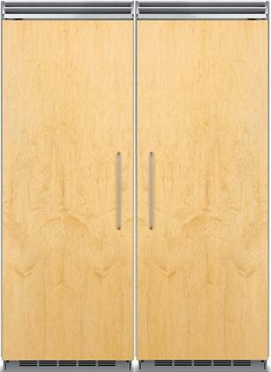 Marvel 744993 Side-By-Side Refrigerators