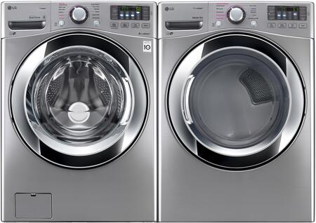 LG 706080 Washer and Dryer Combos
