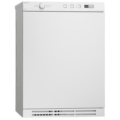 Asko T753CT  Electric Dryer, in Chrome